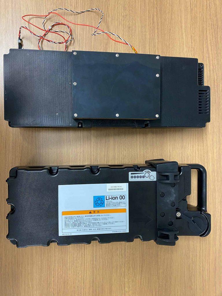 急速充電用BMS (Battery Management System)